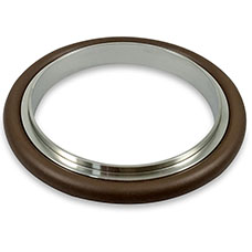 KF Centering Ring with O-ring
