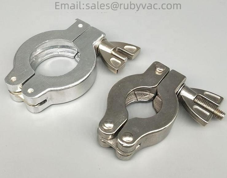 Stainless Steel KF Clamp