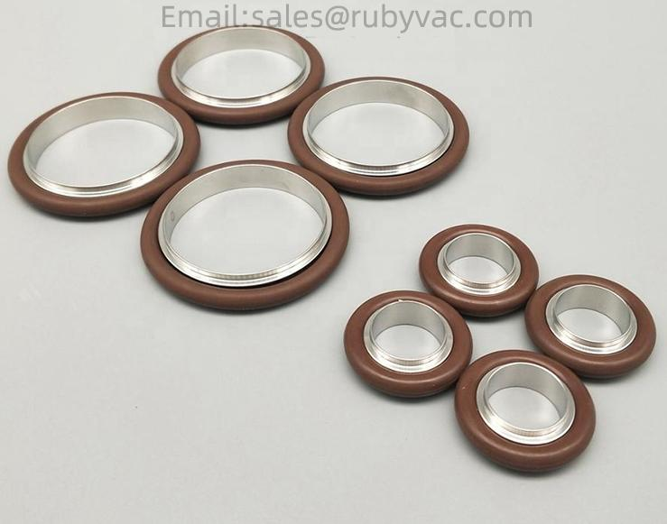 KF Centering Ring with Oring